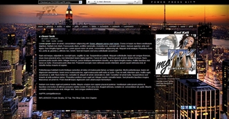 NYC Electronic Press Kit Theme