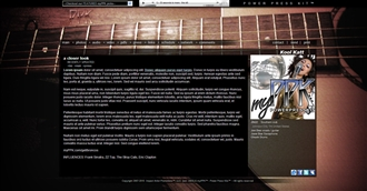 Acoustic Guitar Electronic Press Kit Theme