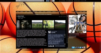 Basketball2 Electronic Press Kit Theme