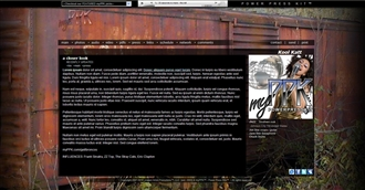 Boxcar Electronic Press Kit Theme