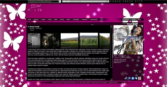 Butterflies II Electronic Press Kit Theme