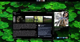 Clover Electronic Press Kit Theme
