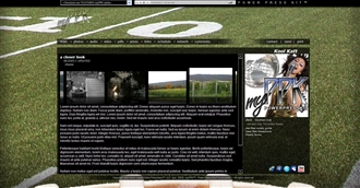 Football 2 Electronic Press Kit Theme