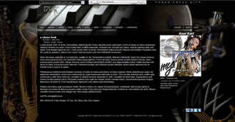 Jazz Electronic Press Kit Theme