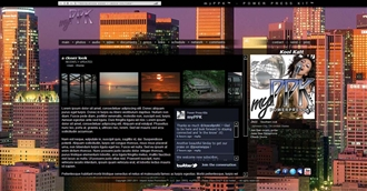 Los Angeles Electronic Press Kit Theme