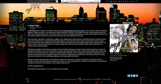 Manhattan Electronic Press Kit Theme
