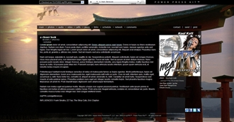Miyajima Electronic Press Kit Theme