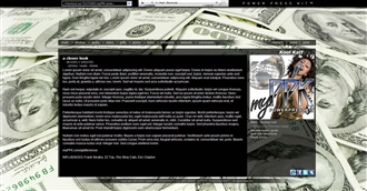 Money Electronic Press Kit Theme