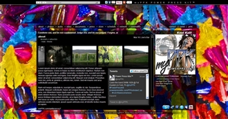 Pinatas Electronic Press Kit Theme