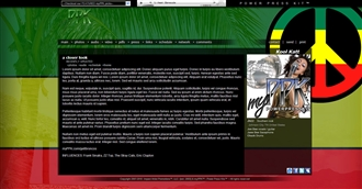 Rasta Electronic Press Kit Theme