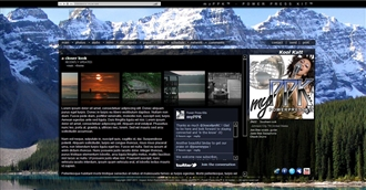 Rocky Mountains Electronic Press Kit Theme