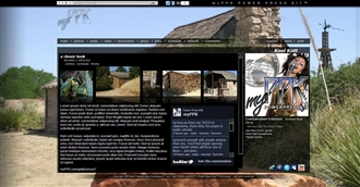 Texas Terrain 2 Electronic Press Kit Theme