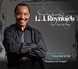 LJ Reynolds  Soulful Vocalist - Electronic Press Kit Feature