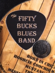 The Fifty Bucks Blues Band Electronic Press Kit