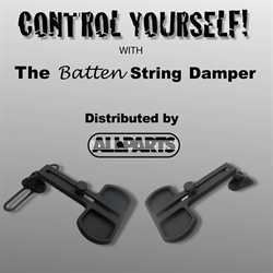 Batten String Damper Electronic Press Kit