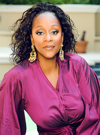 Regina Belle electronic press kit