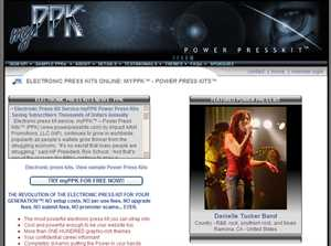 Electronic Press Kit Service myPPK   Power Press Kits Saving Subscribers Thousands of Dollars Annually