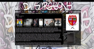 *Da Surgeons Electronic Press Kit Custom Design