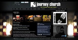 *Journey Church Electronic Press Kit Custom Design