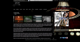 Acoustic Guitar III Electronic Press Kit Theme