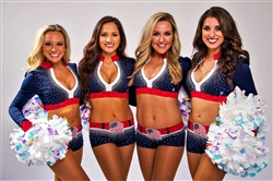 USA Cheerleaders Electronic Press Kit